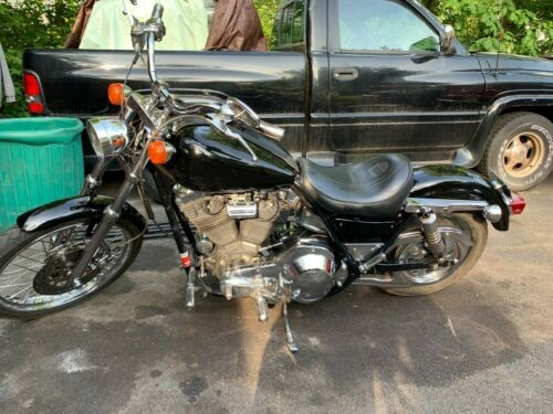 1992 Harley-Davidson Other Black for sale craigslist
