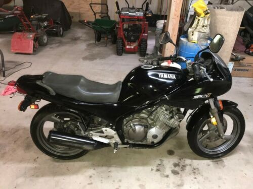 1992 Yamaha Seca II Black for sale craigslist