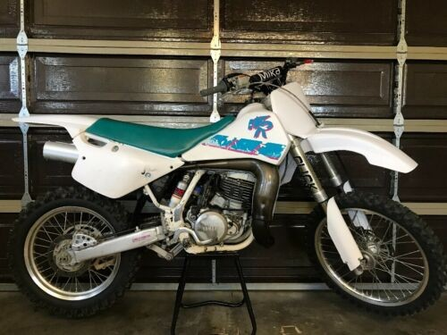 1992 Yamaha WR500 White for sale craigslist