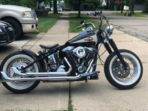 1994 Custom Built Motorcycles Bobber for sale craigslist