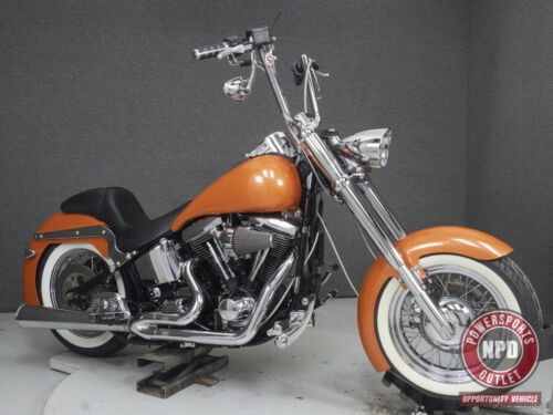 1994 Harley-Davidson Softail Orange for sale craigslist