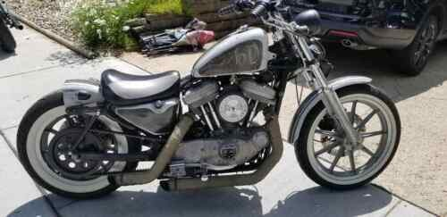 1994 Harley-Davidson Sportster Gray for sale craigslist