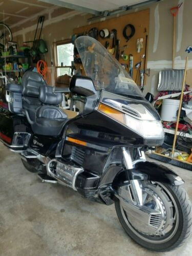 1994 Honda Gold Wing Black for sale craigslist