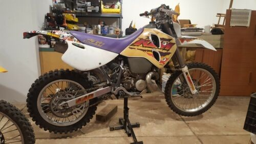 1994 KTM EXC White for sale