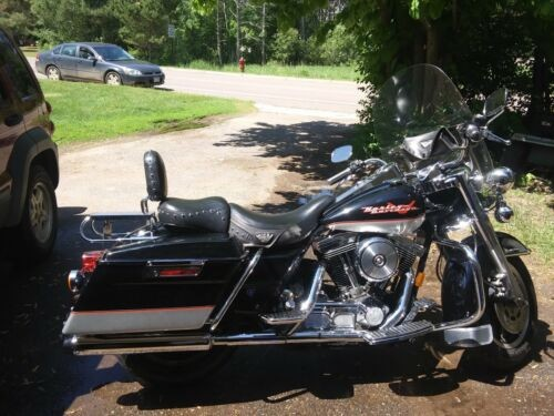 1995 Harley-Davidson Road King Black and Gray craigslist
