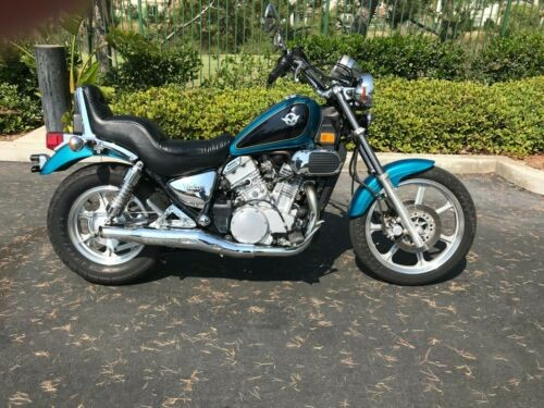 1995 Kawasaki Vulcan Blue for sale