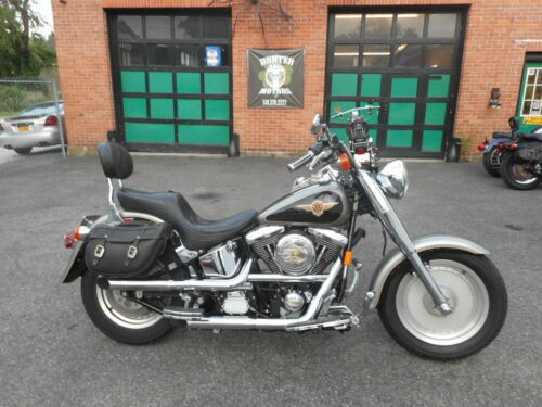 1996 Harley-Davidson Softail Black for sale craigslist