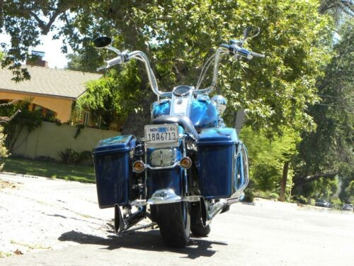 1996 Harley-Davidson Touring Blue for sale