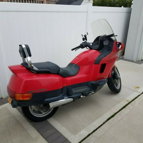 1997 Honda Pacific Coast PC800 Red craigslist