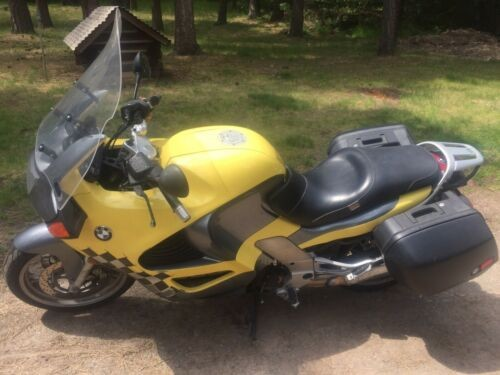 1998 BMW K-Series Yellow for sale