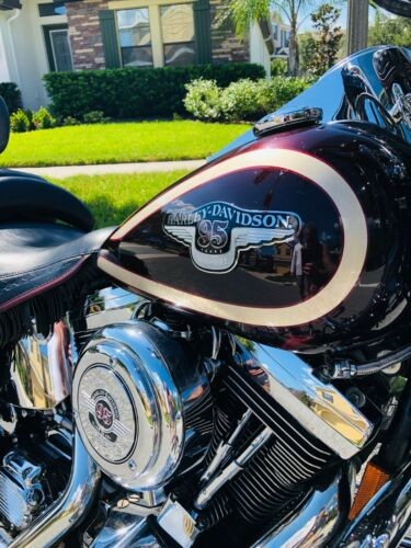 1998 Harley-Davidson Softail HERITAGE SPRINGER Burgundy for sale craigslist