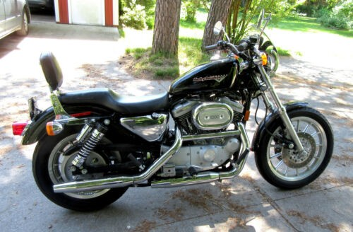 1998 Harley-Davidson Sportster Black for sale craigslist