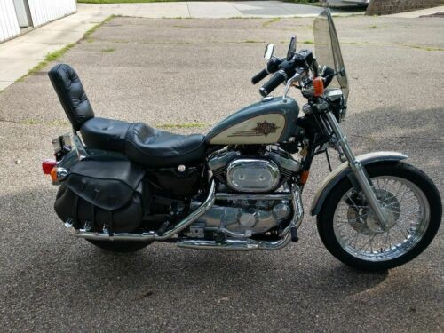 1998 Harley-Davidson Sportster Gray for sale craigslist