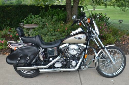 1998 Harley-Davidson Touring Midnight Red/Champagne Pearl for sale