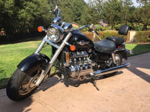 1998 Honda Valkyrie Black for sale craigslist