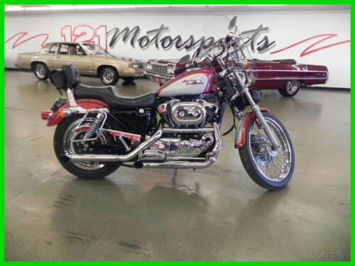 1999 Harley-Davidson Sportster XL1200 Red for sale craigslist