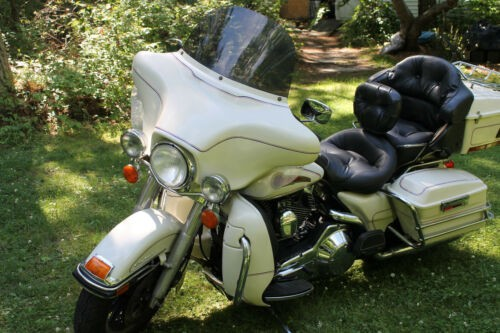 1999 Harley-Davidson Touring White for sale craigslist