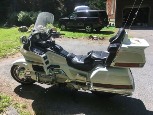 1999 Honda goldwing GL White craigslist