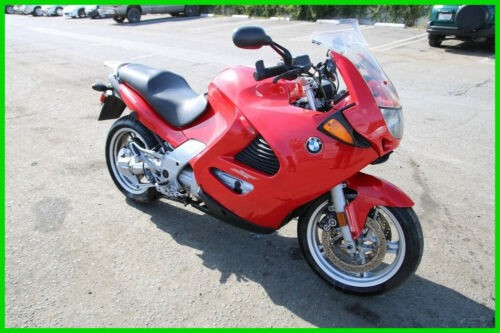 2000 BMW K-Series K1200RS Red for sale craigslist