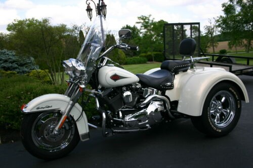 2000 Harley-Davidson Other Pearl White for sale craigslist