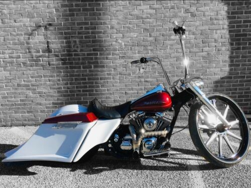 2000 Harley-Davidson Road King Luxury Rich Red for sale craigslist