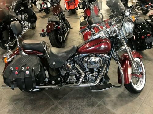 2000 Harley-Davidson Softail LUXURY RICH RED for sale craigslist