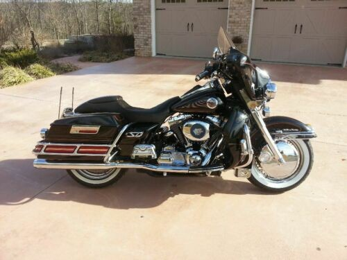 2000 Harley-Davidson Touring Black for sale