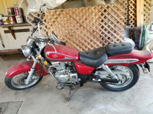 2000 Suzuki 250 Red for sale