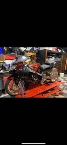 2000 Suzuki GSX-R Custom candy paint and airbrush for sale craigslist