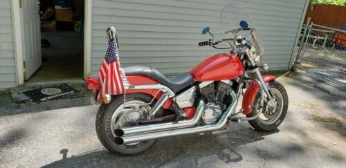 2000 Suzuki Marauder Dodge Viper red W/emerald pearl for sale