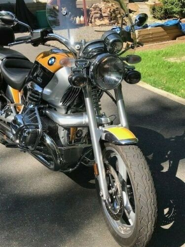 2001 BMW R-Series black/Yellow craigslist