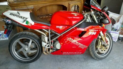2001 Ducati Superbike Red for sale