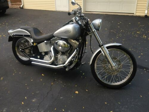2001 Harley-Davidson Other Silver for sale craigslist