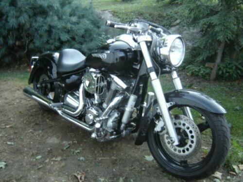 2001 Yamaha Road Star Black for sale