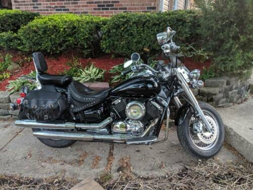 2001 Yamaha V Star Black for sale craigslist
