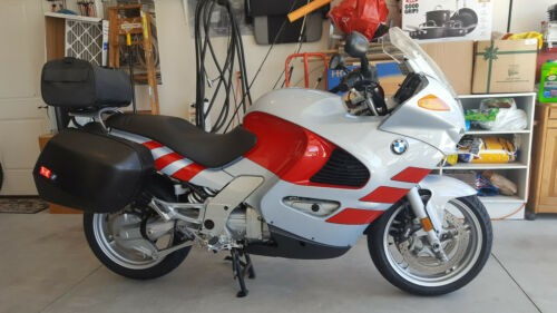 2002 BMW K-Series Gray for sale craigslist