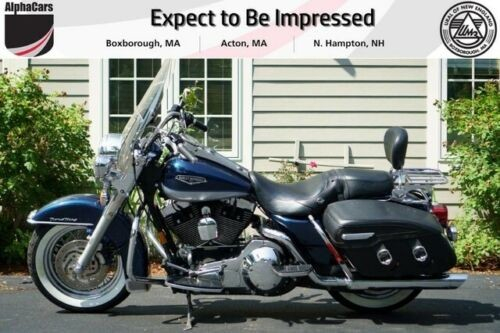 2002 Harley-Davidson FLHRCI Road King Classic Blue for sale
