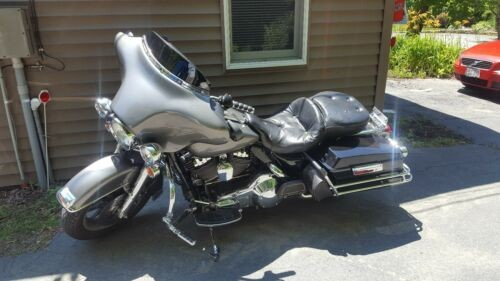 2002 Harley-Davidson Touring Gray for sale