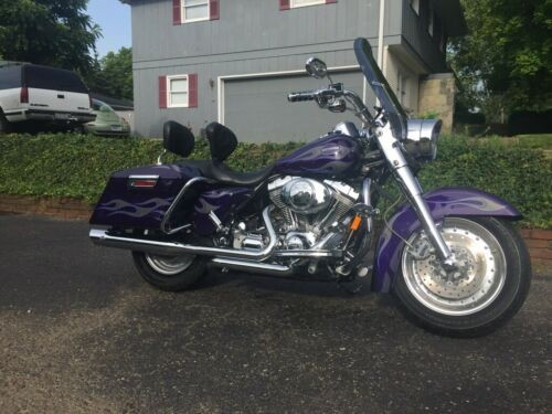 2002 Harley-Davidson Touring Purple for sale craigslist