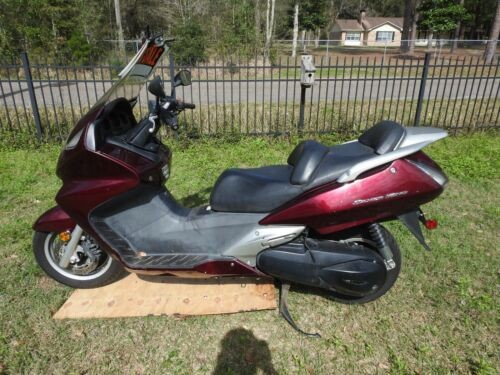 2002 Honda FSC600 Red for sale craigslist