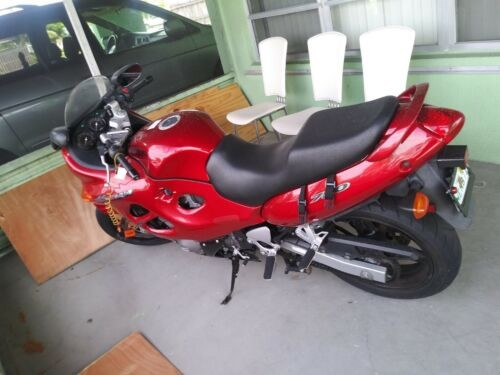 2002 Suzuki katana Red for sale