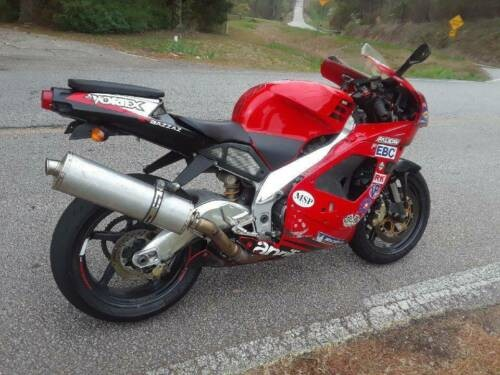 2003 Aprilia RSV Red for sale
