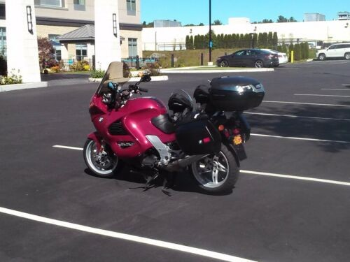 2003 BMW K-Series Piermont Red Metallic for sale