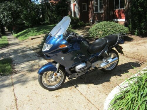2003 BMW R-Series Biarritz Blue for sale craigslist