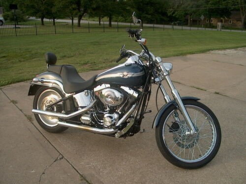 2003 Harley-Davidson Softail Gunmetal Pearl for sale craigslist