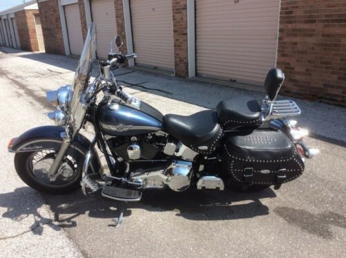 2003 Harley-Davidson Touring Gun Metal blue for sale