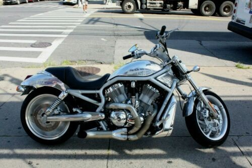 2003 Harley-Davidson V-ROD chrome for sale craigslist