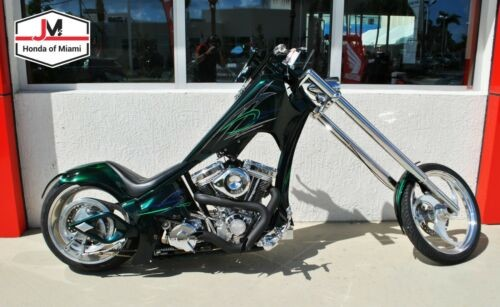 2003 Other Makes SPCNS Chopper Green/Flames for sale