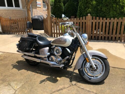 2003 Yamaha V Star Tan for sale craigslist