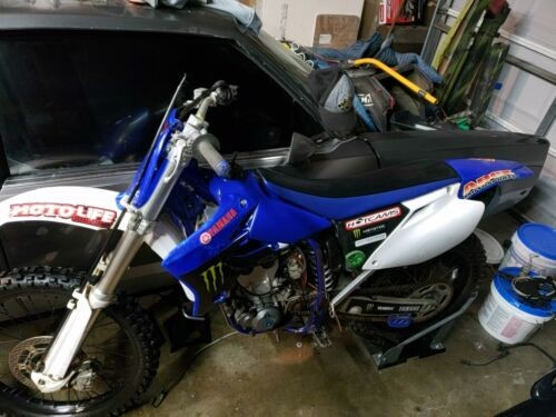 2003 Yamaha YZF Blue for sale craigslist